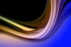 Abstrakt elegant bakgrundsdesign Royaltyfria Bilder
