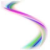Abstrakt elegant bakgrundsdesign Arkivfoton