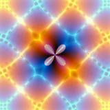 abstrakt elektrifiera vektor illustrationer