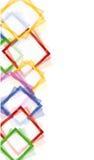 abstrakt element vektor illustrationer