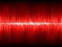 abstrakt eps-waveform för bakgrund 8 Royaltyfri Fotografi
