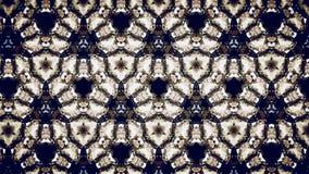 Abstrakt exklusiv högvärdig guld- tapet för polygon för guldgräsplansvart arkivfoto
