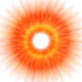 abstrakt explosion Royaltyfria Bilder