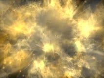 abstrakt explosion Arkivfoton
