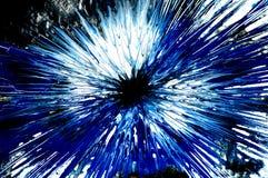 abstrakt explosion Arkivfoto