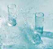 abstrakt exponeringsglas Royaltyfria Foton