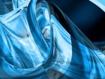 abstrakt exponeringsglas Arkivfoton