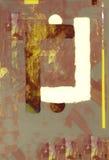 abstrakt exponeringsglas Royaltyfri Fotografi