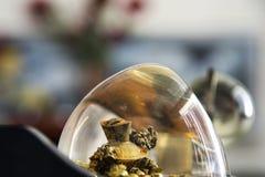 Abstrakt exponeringsglas Fotografering för Bildbyråer
