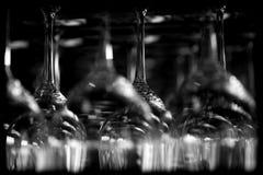 abstrakt exponeringsglaswine Royaltyfria Bilder