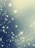 8 abstrakt extra vektor för text v för snowflakes för ställe för format för bakgrundsjuleps Royaltyfria Bilder