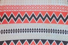 Abstrakt färg och linje indisk lägerstil Royaltyfria Foton