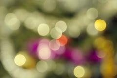 abstrakt färgade bakgrundscirklar Arkivfoto