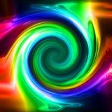Abstrakt färgbakgrund vektor illustrationer