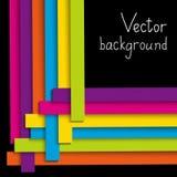 Abstrakt färgbakgrund Royaltyfri Foto