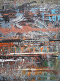 Abstrakt färgbakgrund, grunge Royaltyfri Foto