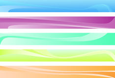 abstrakt färgmodell Royaltyfri Foto