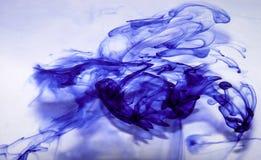 abstrakt färgpulver royaltyfria foton