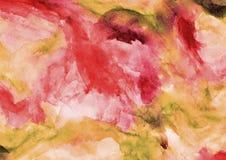 Abstrakt färgrik bakgrund Fotografering för Bildbyråer
