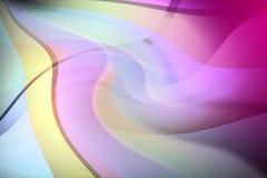 Abstrakt färgrik bakgrund Royaltyfri Bild