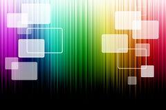 abstrakt färgrik bakgrund Arkivbild