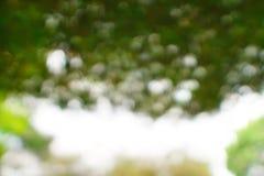 Abstrakt färgrik bakgrund, bokeh tänder bakgrund för härlig jul eller för det nya året Royaltyfri Fotografi