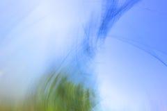 Abstrakt färgrik bakgrund för rörelsesuddighet Royaltyfri Bild