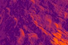 Abstrakt färgrik bakgrund, fläckar och fläckar Royaltyfri Fotografi