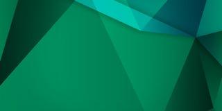 Abstrakt färgrik bakgrund, geometrisk låg poly stil Arkivbild