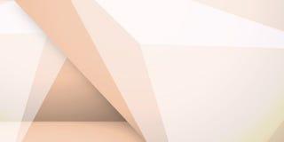 Abstrakt färgrik bakgrund, geometrisk låg poly stil royaltyfri illustrationer