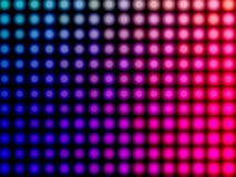abstrakt färgrik bakgrundscirkel Arkivfoto