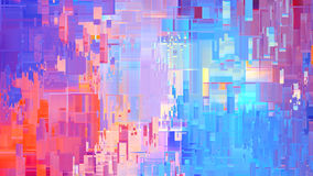 Abstrakt färgrik Bokeh bakgrundsdesign Royaltyfri Bild