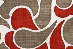 abstrakt färgrik bomull arkivfoto