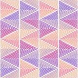 Abstrakt färgrik etnisk bakgrund i retro stil vektor illustrationer