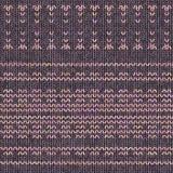 Abstrakt färgrik handarbetetextur Sömlös bakgrund för design arkivfoto