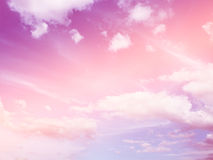 Abstrakt färgrik himmelbakgrund Fotografering för Bildbyråer