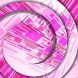 abstrakt färgrik illustration Arkivfoton