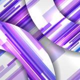 abstrakt färgrik illustration Arkivbild