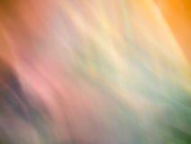 Abstrakt färgrik mjuk bakgrund Fotografering för Bildbyråer
