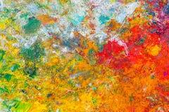 abstrakt färgrik modell Arkivfoto