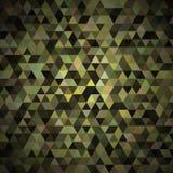 Abstrakt färgrik mosaisk bakgrund royaltyfri illustrationer