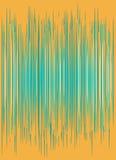 Abstrakt färgrik randig bakgrund Arkivfoton