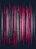 Abstrakt färgrik randig bakgrund Arkivbilder