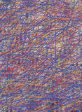 abstrakt färgrik textur Arkivfoto