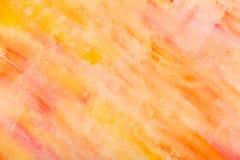 Abstrakt färgrik vattenfärg för bakgrund vektor illustrationer