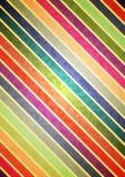 Abstrakt färgrik vektorbakgrund Royaltyfri Fotografi