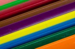 abstrakt färgrika linjer Arkivbilder