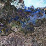 abstrakt färgstänk Arkivbilder