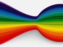 abstrakt färgwallpaper Royaltyfri Fotografi