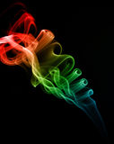 abstrakt färgwaves Royaltyfri Fotografi